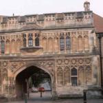 Malvern Abbey Gateway